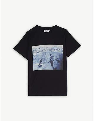 Molo Skate print T-shirt 4-14 years