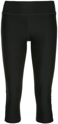 The Upside rear pocket cropped leggings