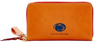 Dooney & Bourke Penn State Nittany Lions Florentine Zip Around Wallet