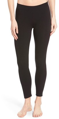 Women's Nordstrom Go-To Skimmer Ankle Leggings $29 thestylecure.com