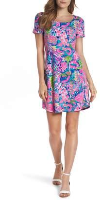 Lilly Pulitzer R) Tammy UPF 50+ Shift Dress