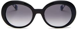 Kate Spade Women's Cindra Round Sunglasses, 54mm
