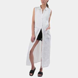 Frame Boyfriend Shirt Dress