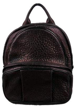 Alexander Wang Pebbled Leather Dumbo Backpack