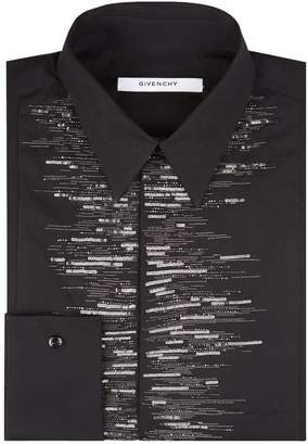 Givenchy Embellished Formal Shirt