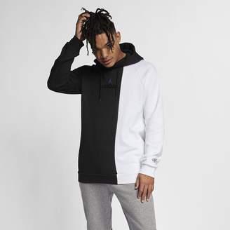 Jordan Men's Fleece Pullover Hoodie Sportswear Legacy AJ 11