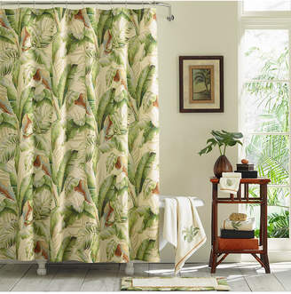 Tommy Bahama Home Palmiers Shower Curtain