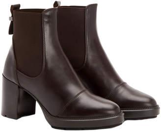 Aquatalia Ivory Waterproof Leather Bootie