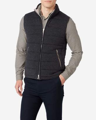 at N.Peal N.Peal The Mall Quilted Cashmere Vest