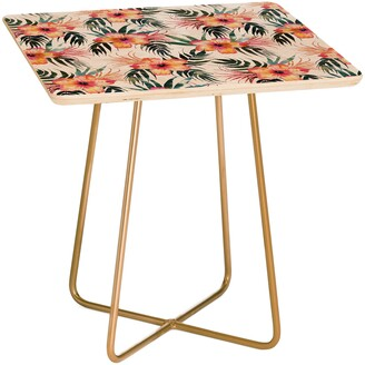 Deny Designs Honolua Tropical Side Table