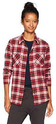 Rip Curl Women's Bonfire Flannel Shirt