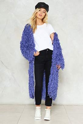 Nasty Gal Shades of Cool Duster Cardigan