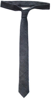 Midnight Indigo Denim Necktie