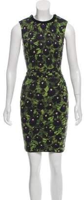 Givenchy Printed Mini Dress