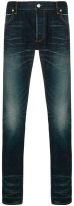 Balmain straight-fit jeans