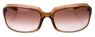 Dolce & Gabbana Gradient Logo Sunglasses
