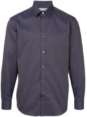 Gieves & Hawkes classic pattern shirt