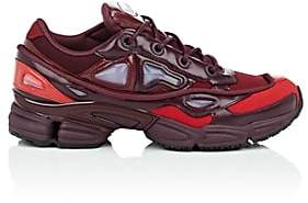 Raf Simons adidas x Men's Ozweego III Mixed-Material Sneakers-Red