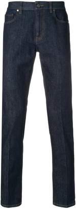 Ermenegildo Zegna slim-fit logo jeans