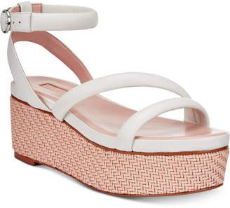 AVEC LES FILLES Ava Flatform Sandals Women's Shoes