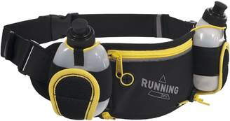 Trespass Cancan Running Belt With 2 Water Bottles