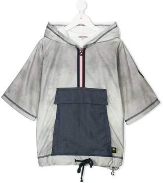 Goganga big pocket hooded jacket