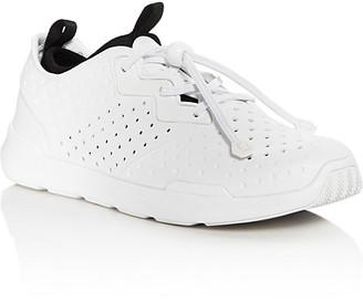AKID Girls' Chase Perforated Sneakers - Toddler, Little Kid, Big Kid $55 thestylecure.com