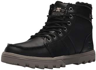 DC Men's Woodland Ankle Boot