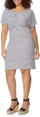 Wilson Rebel X Angels Twist Stripe Dress