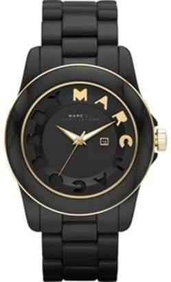 Marc by Marc Jacobs Women's MBM4567 Plastic Quartz Watch with Dial