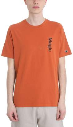 Champion Magic Rust Cotton T-shirt