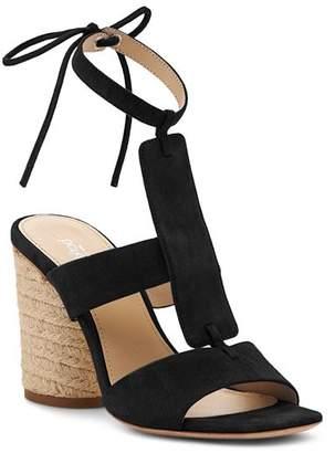 Botkier Women's Alexia Suede Ankle Tie Sandals