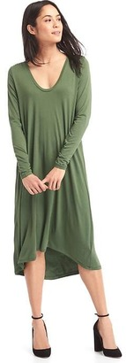Long sleeve swing dress $59.95 thestylecure.com