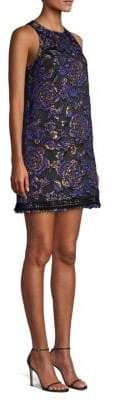 Laundry by Shelli Segal Sleeveless A-line Mini Dress