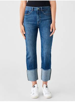 DL1961 Jerry High Rise Vintage Straight | King