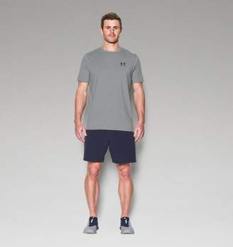 Under Armour UA Mens Charged Cotton Left Chest Lockup