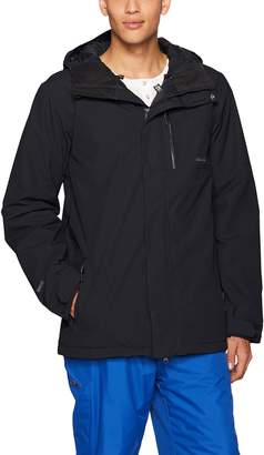 Volcom Men's L Insulated Gore-tex Jacket, M