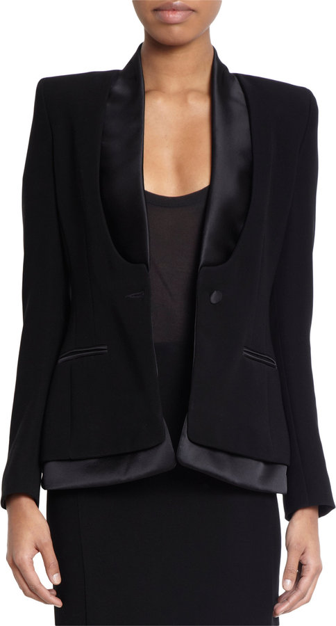 Altuzarra Michel Tux Jacket