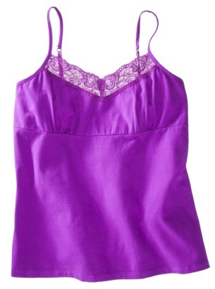 Merona Mossimo Supply Co. Women's Plus-Size Sleeveless Cami Top - Assorted Colors
