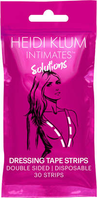 Heidi Klum Intimates Women's Dressing Tape Strips (Pack of 30)