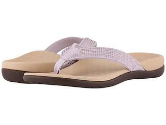 6aaecd918fd8 Purple Rhinestone Women s Sandals - ShopStyle