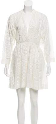 IRO Lace Mini Dress