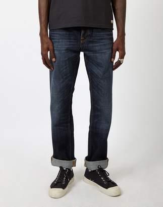 Nudie Jeans Sleepy Sixten Jeans Authentic Dark