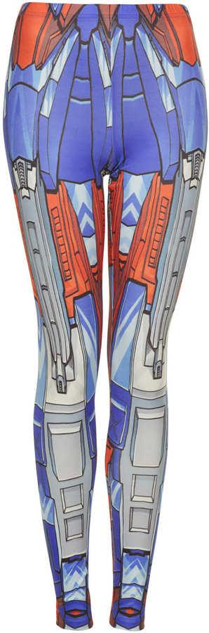 Topshop Transformer Leggings By Sugar Daddy