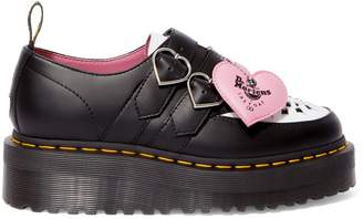 Dr. Martens Kid's x Lazy Oaf Leather Creepers
