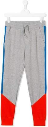 Kenzo TEEN blockcolour jogging trousers