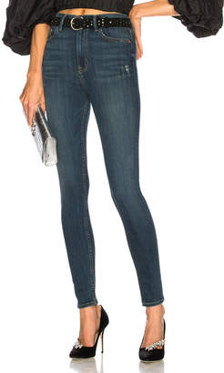 GRLFRND Kendall High Rise Super Stretch Skinny Jeans