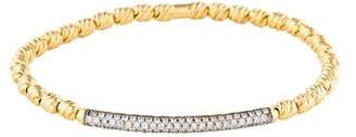 David Yurman 18K Diamond Petite Pavé Bracelet
