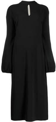 Rochas Keyhole dress