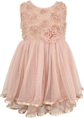 Popatu Rosette Tulle Dress